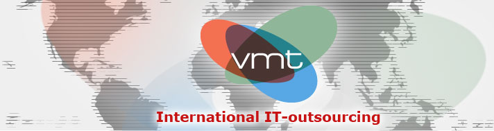 International IT-outsourcing.VMT™